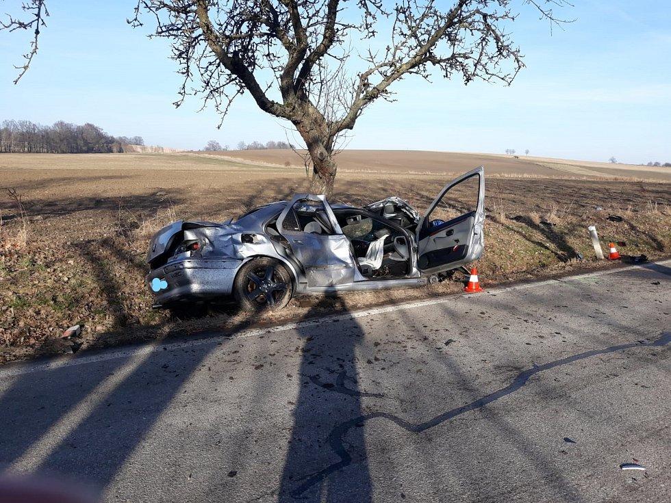 Nehoda u Zalin na Českobudějovicku si vyžádala dva lidské životy.