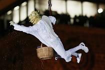 Advent v Českých Budějovicích nabídne od soboty do Tří králů celkem 123 akcí. Hlavní novinkou bude živý betlém ve Slavii, přílet anděla z Černé věže 5. prosince slibuje překvapení.