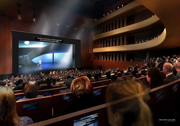 VLinci otevřeli 12.dubna Hudební divadlo, stavba stála 4,6miliardy korun.