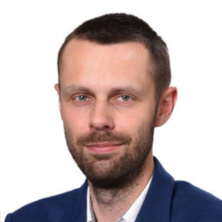 Mgr. Šimon Heller (KDU-ČSL + TOP 09).