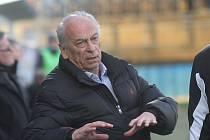 Trenér František Cipro věří, že jeho tým by v Příbrami mohl uspět.