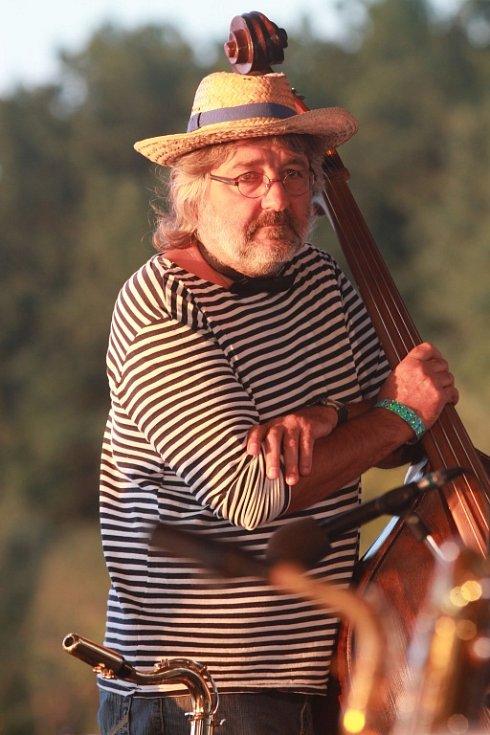 Pavel Jim Drengubák a zapadající slunce.