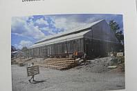 Pro projekt nazvaný Bouda si Jihočeské divadlo vypůjčí objekt s dřevěnou konstrukcí od bratří Formanů.