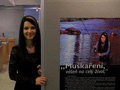 Do 22. února si v Kaplici můžete prohlédnout výstavu Kateřiny Švagrové