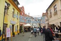 Akční procházka v Českých Budějovicích