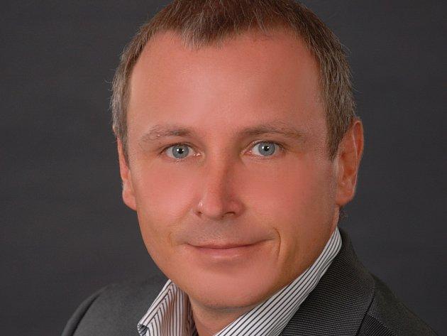 Jaromír Slíva, místopředseda Regionální rady regionu soudržnosti Jihozápad a náměstek hejtmana Jihočeského kraje.