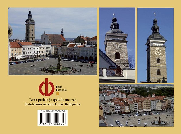 Přední strana obálky knihy Petra Luniaczka.