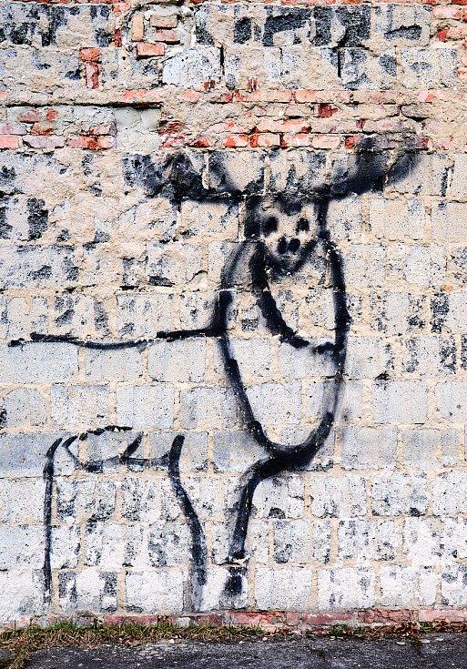 Duch městský zazděného losa