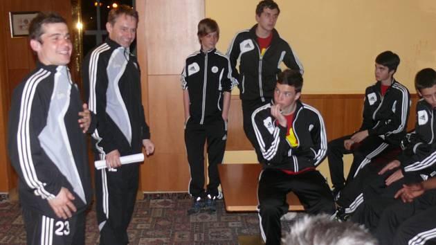 Dynamo České Budějovice U15 na turnaji v Praze