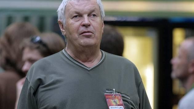 Michal Jupp Konečný, dramaturg festivalu Folková růže.