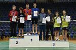 Badmintonisté z Jihočeského kraje se prosadili na celostátních turnajích.