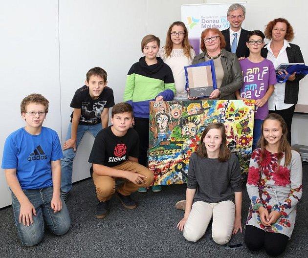 Školáci zNaarnu uspěli vsousedské soutěži.