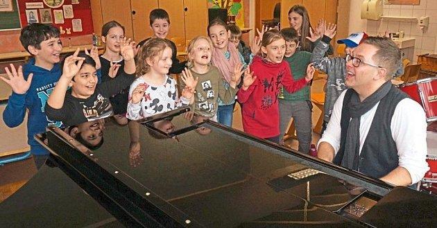 Děti zpívají rády!