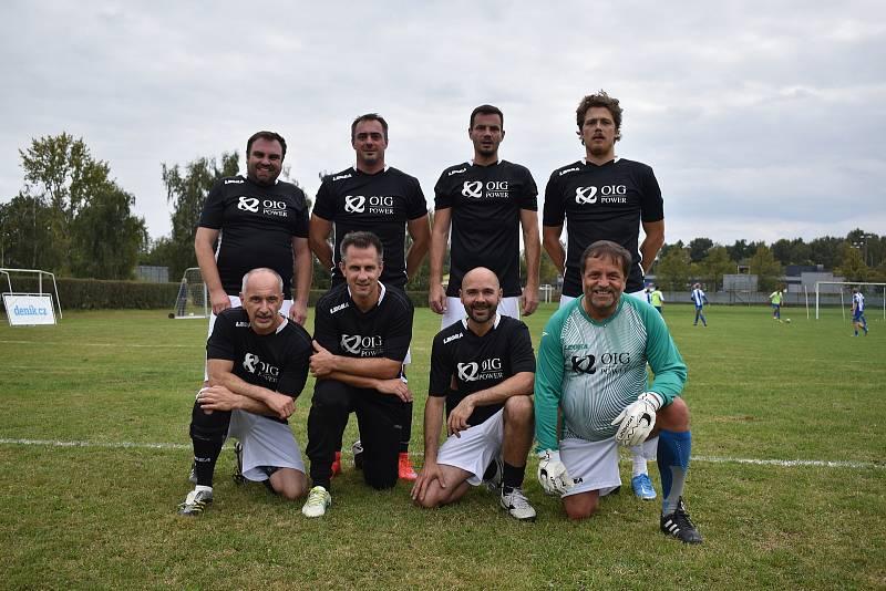 V úterý se v Českých Budějovicích uskutečnilo okresní kolo 2. ročníku Zaměstnanecké ligy Deníku. Zúčastnil se tým společnosti OIG Power.