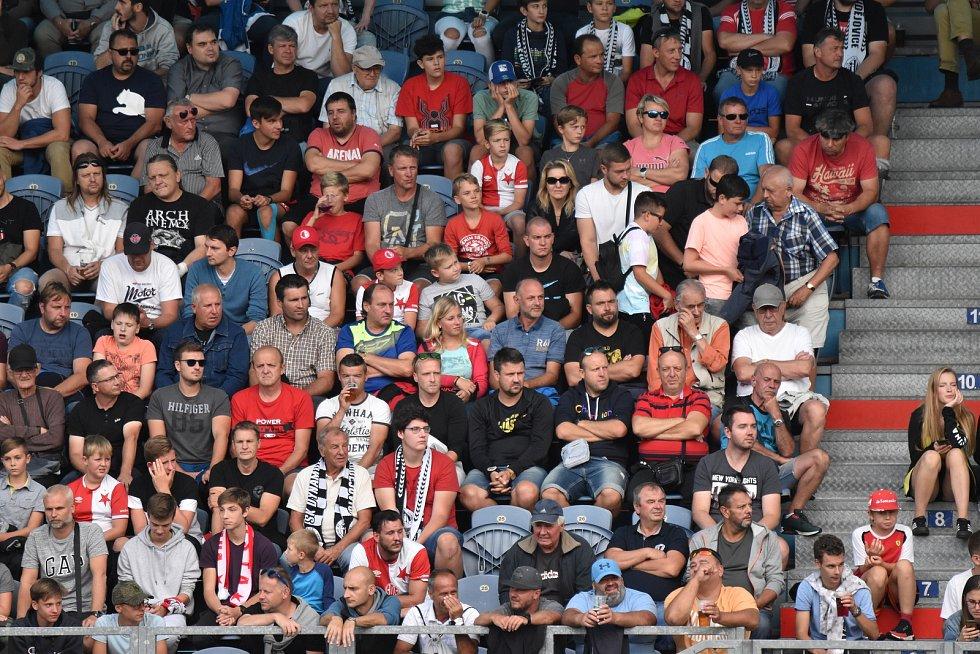 Fortuna liga, 6. kolo, Dynamo ČB - Slavia Praha.
