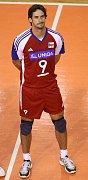 Jihočech Ondřej Hudeček je kapitánem české volejbalové reprezentace.  Podle něj ještě národní tým nepředvedl vše, co umí