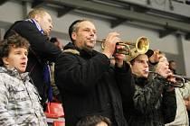 Na vlastní fanoušky budou hokejisté David servisu v neděli proti Lomnici hodně spoléhat