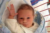 Hrdí rodiče Klára Misarová a Bořivoj Čech se radují z narození dcery Karolíny Čechové. Na svět přišla 11.11.2012 v 00.02  hodin. Vážila 3,11 kg.
