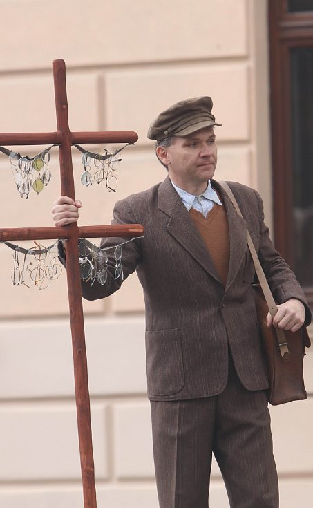 V Polné na Šumavě se natáčel film Jerzyho Kosińského - Nabarvené ptáče.