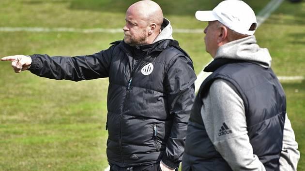 Trenéři Jaromír Plocek a Petr Skála mladíky Dynama dovedli v juniorské lize v nadstavbě na čtvrtou příčku.