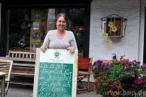 Za paní pekařkou stojí celá obec.