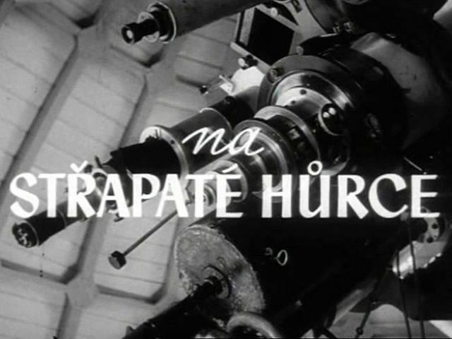 Úvodní titulky filmu, který se natáčel v Českých Budějovicích.