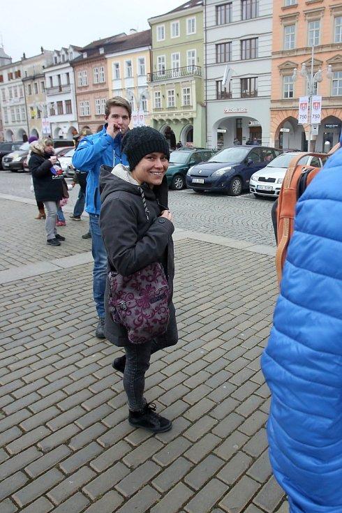 Pavlína Bitarová, exmuslimka, která také islám v ČR nechce