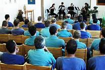 Vězni v Pasově poslouchali naživo klasiku.