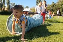 Děti na startu, projekt, který baví malé sportovce