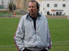 Trenér Robert Čepička u týmu mužů SK Čtyři Dvory po sezoně skončí.