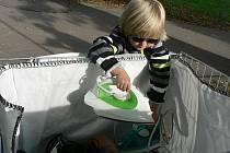 V ZOO Ohrada nabídli dětem za staré spotřebiče volné vstupenky a pro zájemce také soutěžní úkoly.