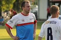 Nejlepší střelec okresních soutěží na Českobudějovicku Michal Remta pomohl Nemanicím k postupu 32 góly.