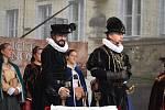 V sobotu se v Třeboni uskutečnily 23. Historické slavnosti Jakuba Krčína.