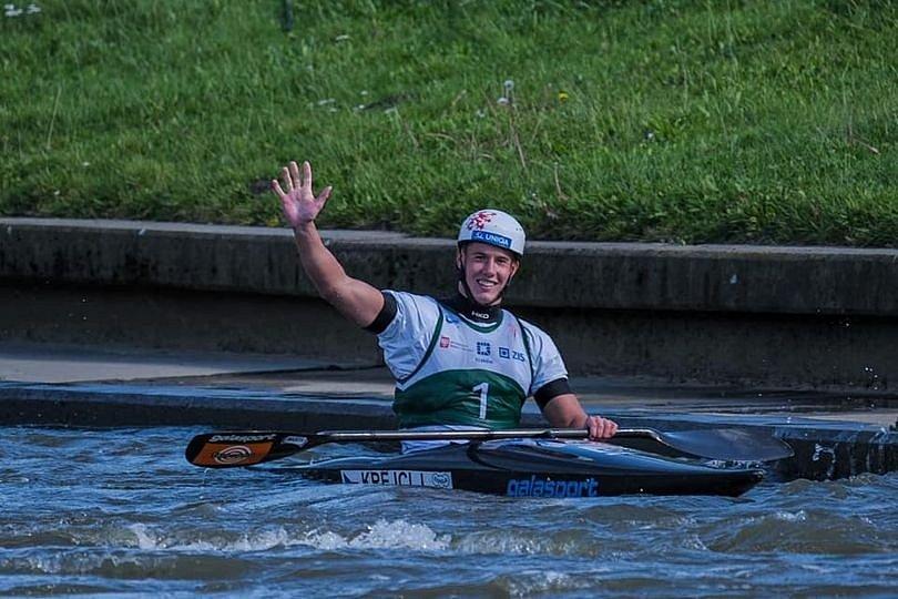 Jakub Krejčí má bronz z mistrovství Evropy