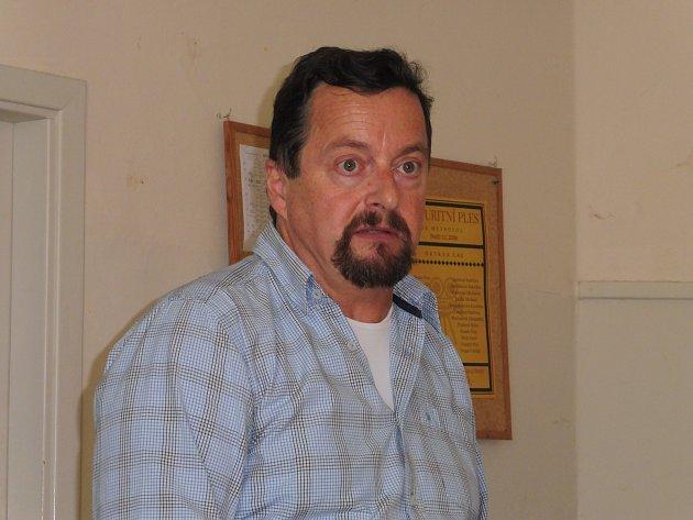 Michal Viewegh přijel do Českých Budějovic vést workshop tvůrčího psaní.