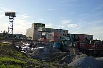 U Sconta roste mycí centrum pro 12 vozidel.