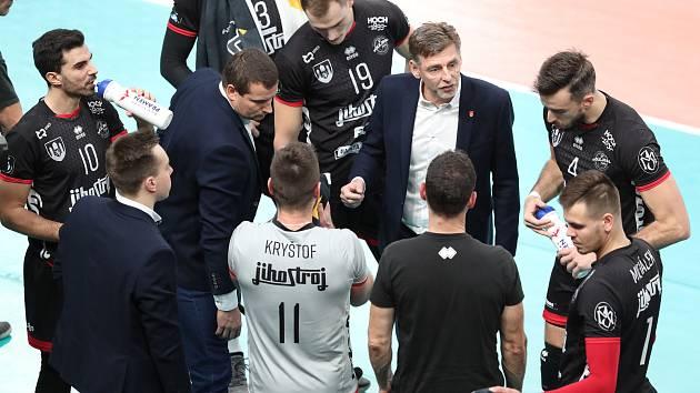 Český mistr v utkání Ligy mistrů prohrál v Trentu 0:3.