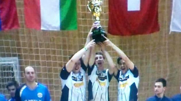 Dynamo vybojovalo cenný pohár