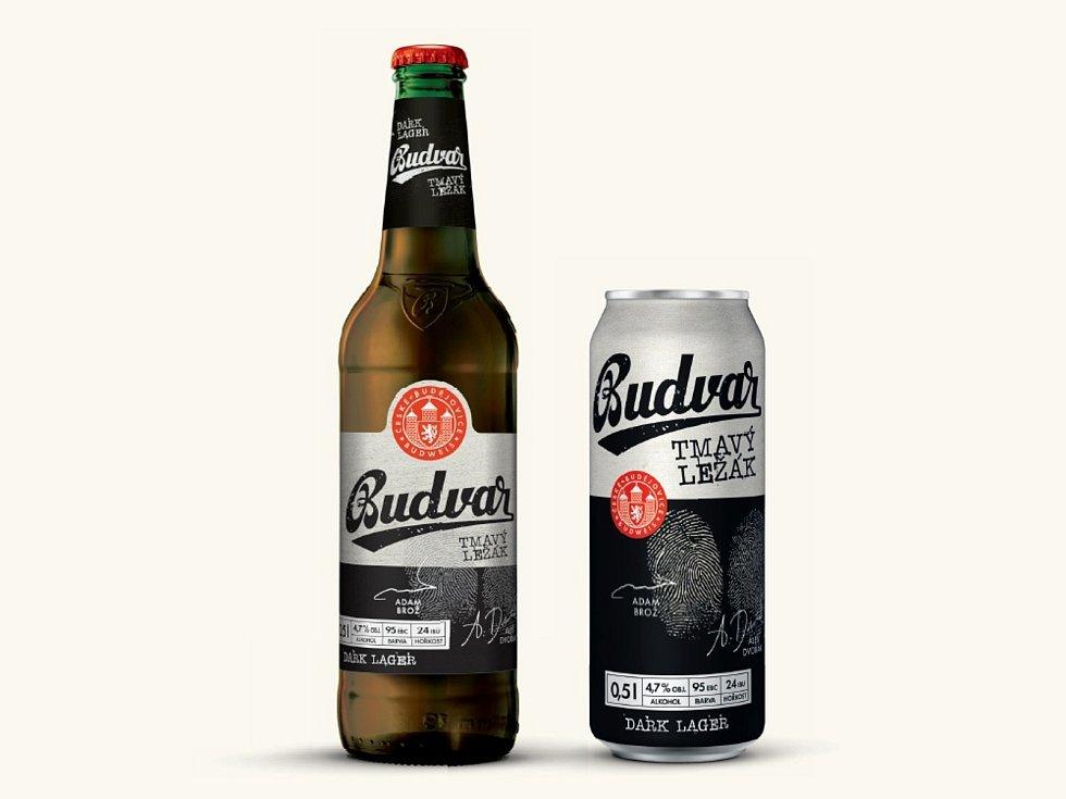 Tmavý ležák z produkce Budvaru s novou etiketou.