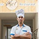 Šéfkuchař Sy Bo Nguyen z českobudějovické Met Restaurace.