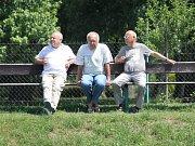 Slavia ČB si při Hynkově memoriálu připomněla 80. výročí založení klubu.