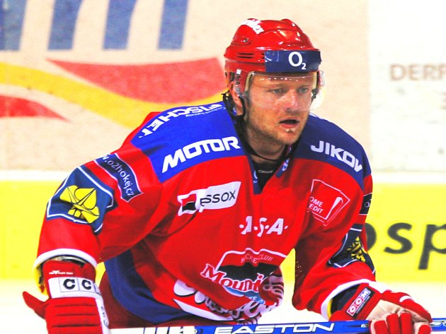 Milan Toman se vrací k utkání HC Mountfield v Lize mistrů s Ufou.