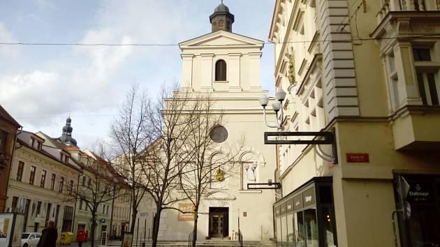 Sídlo Jihočeské filharmonie je kostel sv. Anny s koncertní síní Otakara Jeremiáše.