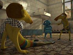 Je to kniha desetiletí. Lichožrouti, zloději ponožek. Na podzim přijde do kin jejich filmová podoba, rodinný animovaný dobrodružný snímek. Ukázky vidělo jako první jihočeské publikum na festivalu Anifilm v Třeboni.