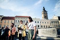 Již 16. ročník Budějovického majálesu začal. I letos bude v programu z čeho vybírat.