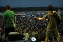 Festival Mighty Sounds dostal od hygieniků pokutu 420 000 korun. Snímek z festivalu v roce 2010.