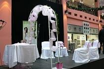 Svatební pódium pro svatbu roku