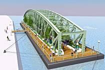 Nechtějí starý most sešrotovat.