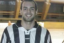 Fotbalový útočník Dynama ČB dával na podzim góly ve Vítkovicích. Prosadí se do prvoligového kádru? Zatím bere svoji kariéru s úsměvem.
