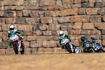 Mistrovství světa třídy Supersport 300 pokračuje o tomto víkendu ve španělském Aragónu.